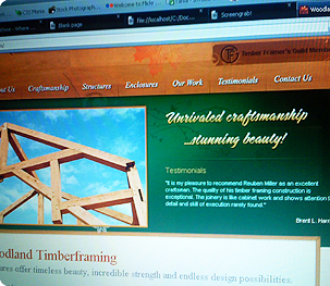 WoodlandTimberframing.com